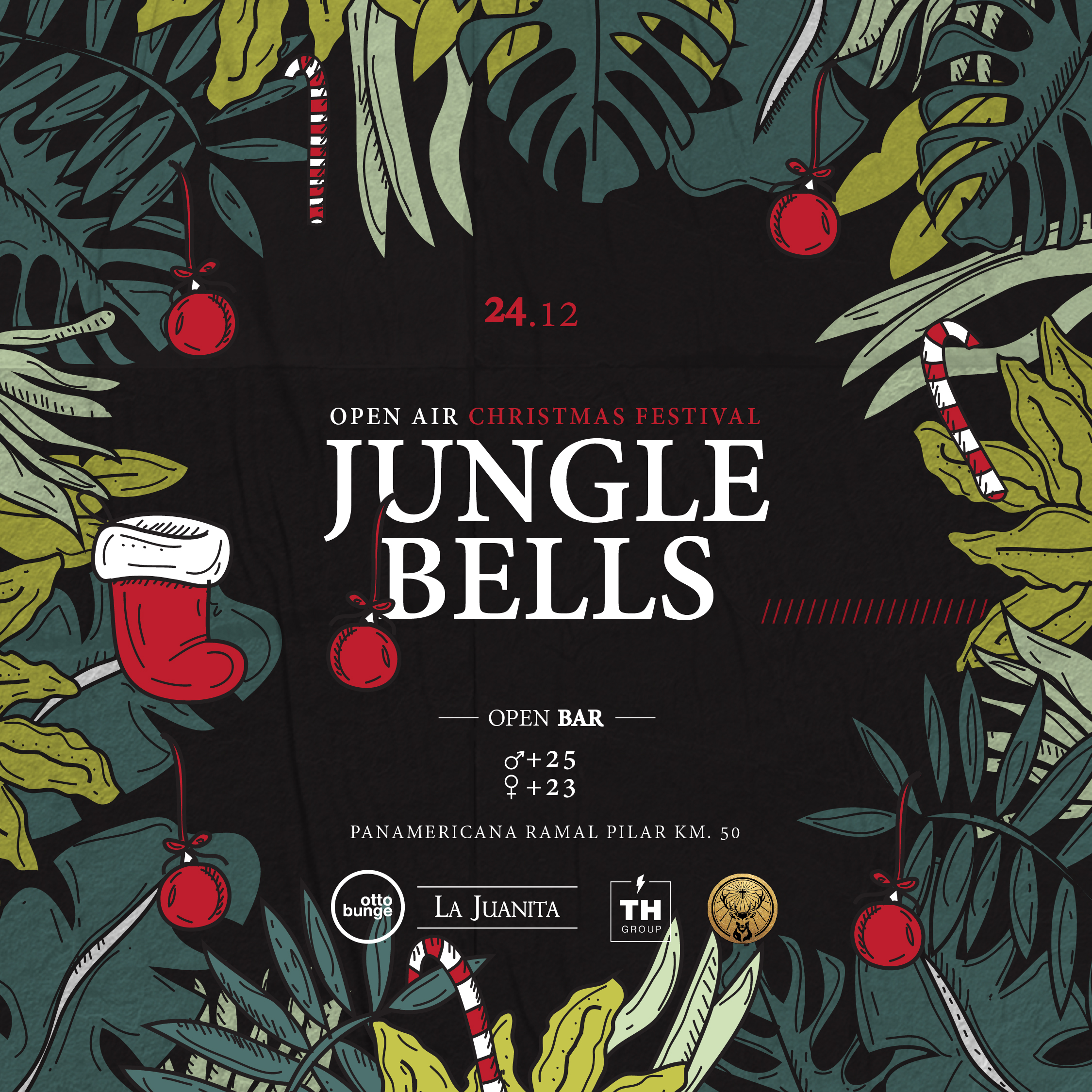 Jungle Bells Pilar