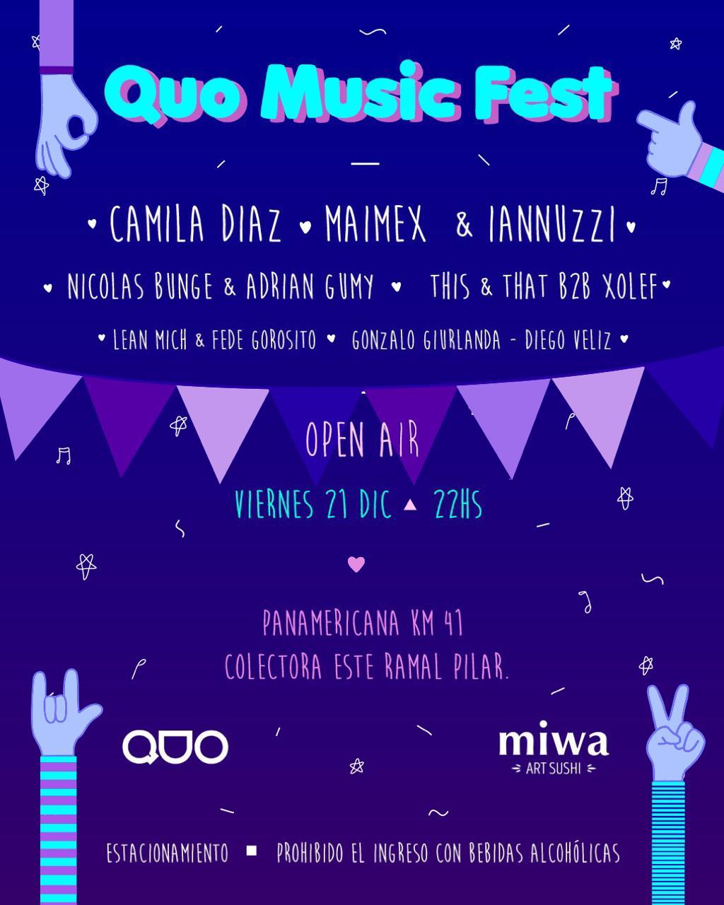 Quo Fest Music Open Air
