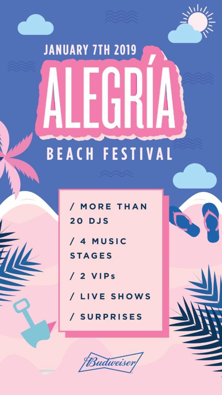 ALEGRIA Festival PDE
