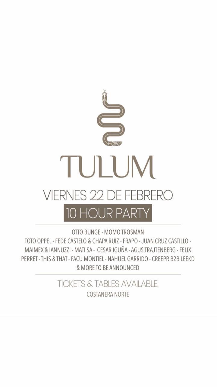Tulum Experience