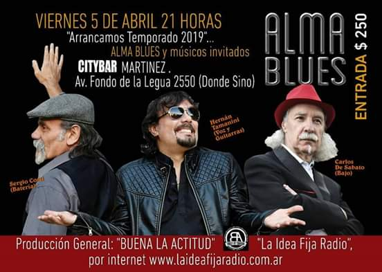 Alma Blues