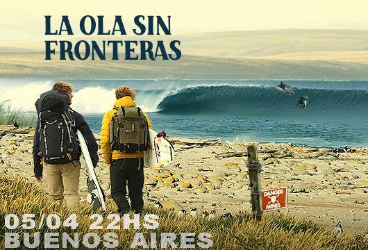 LA OLA SIN FRONTERAS - Función Buenos Aires 22hrs.
