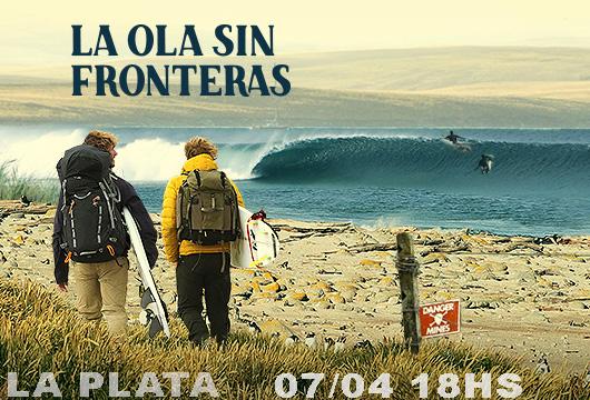 LA OLA SIN FRONTERAS - Función La Plata 18hrs.