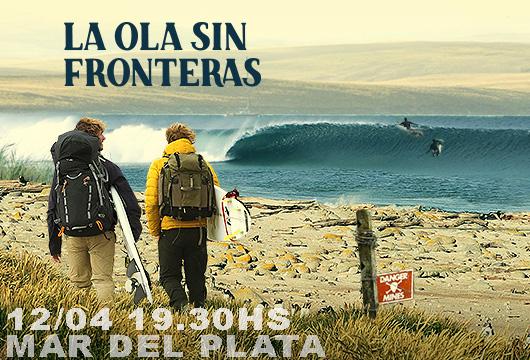 LA OLA SIN FRONTERAS - Mar del Plata