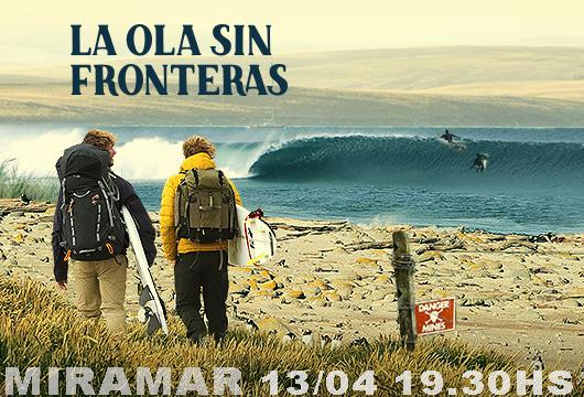 LA OLA SIN FRONTERAS - Miramar