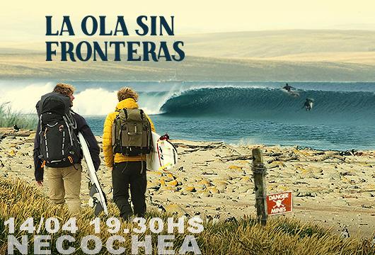 LA OLA SIN FRONTERAS - Necochea