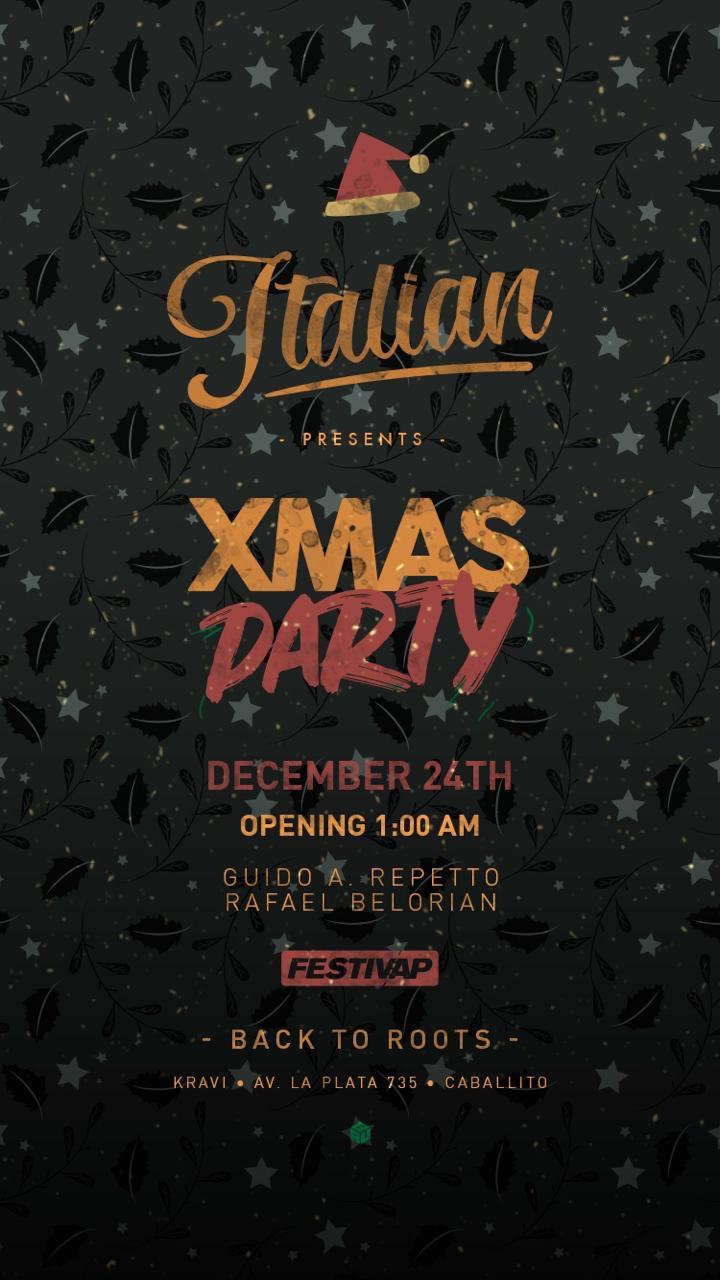 Italian XMAS Party
