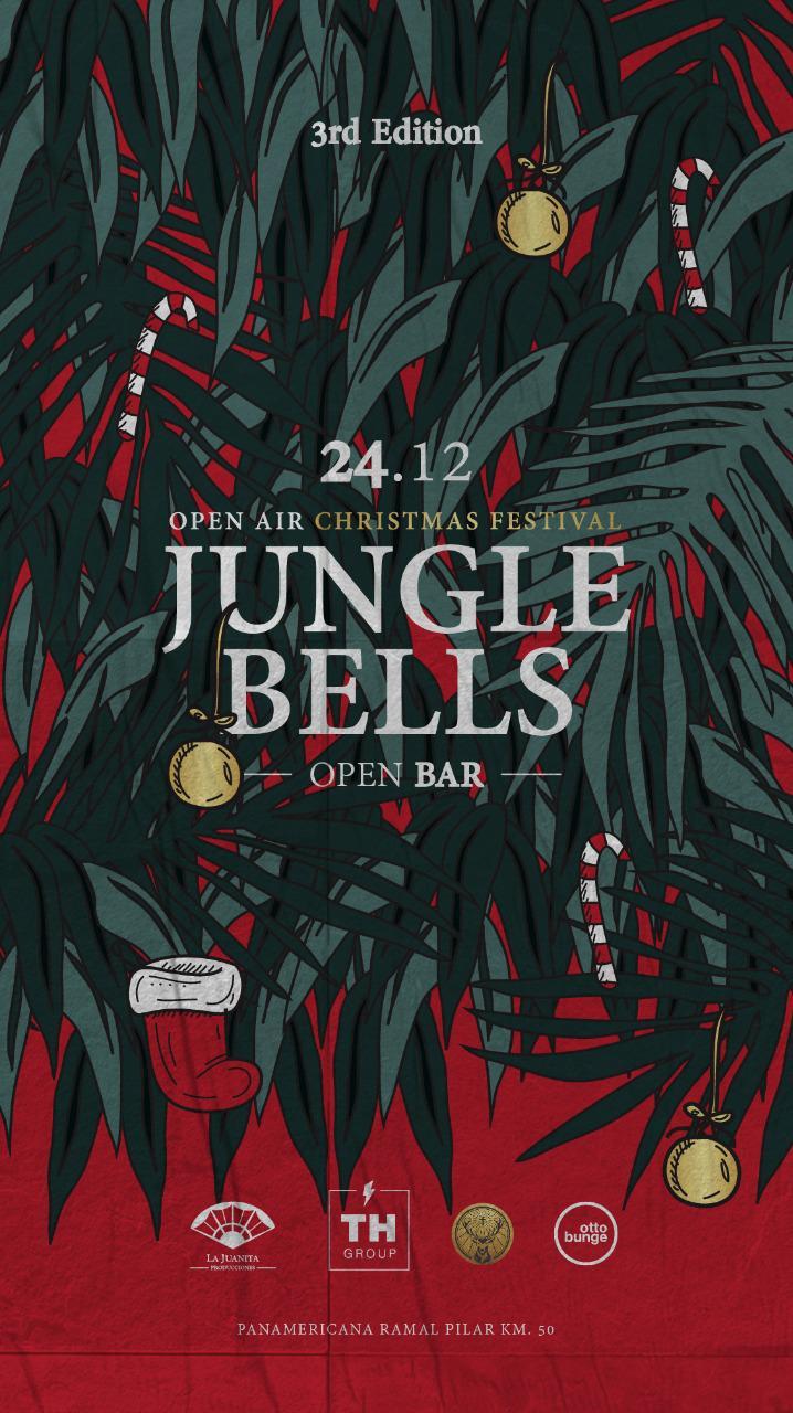 Jungle Bells Pilar 2019