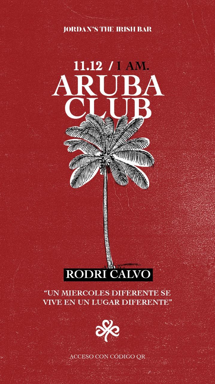 Aruba Club Miercoles