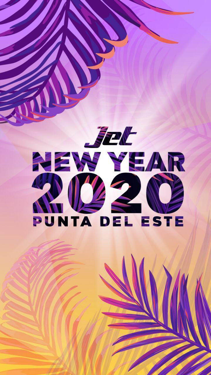 JET NYE 2020 PUNTA DEL ESTE