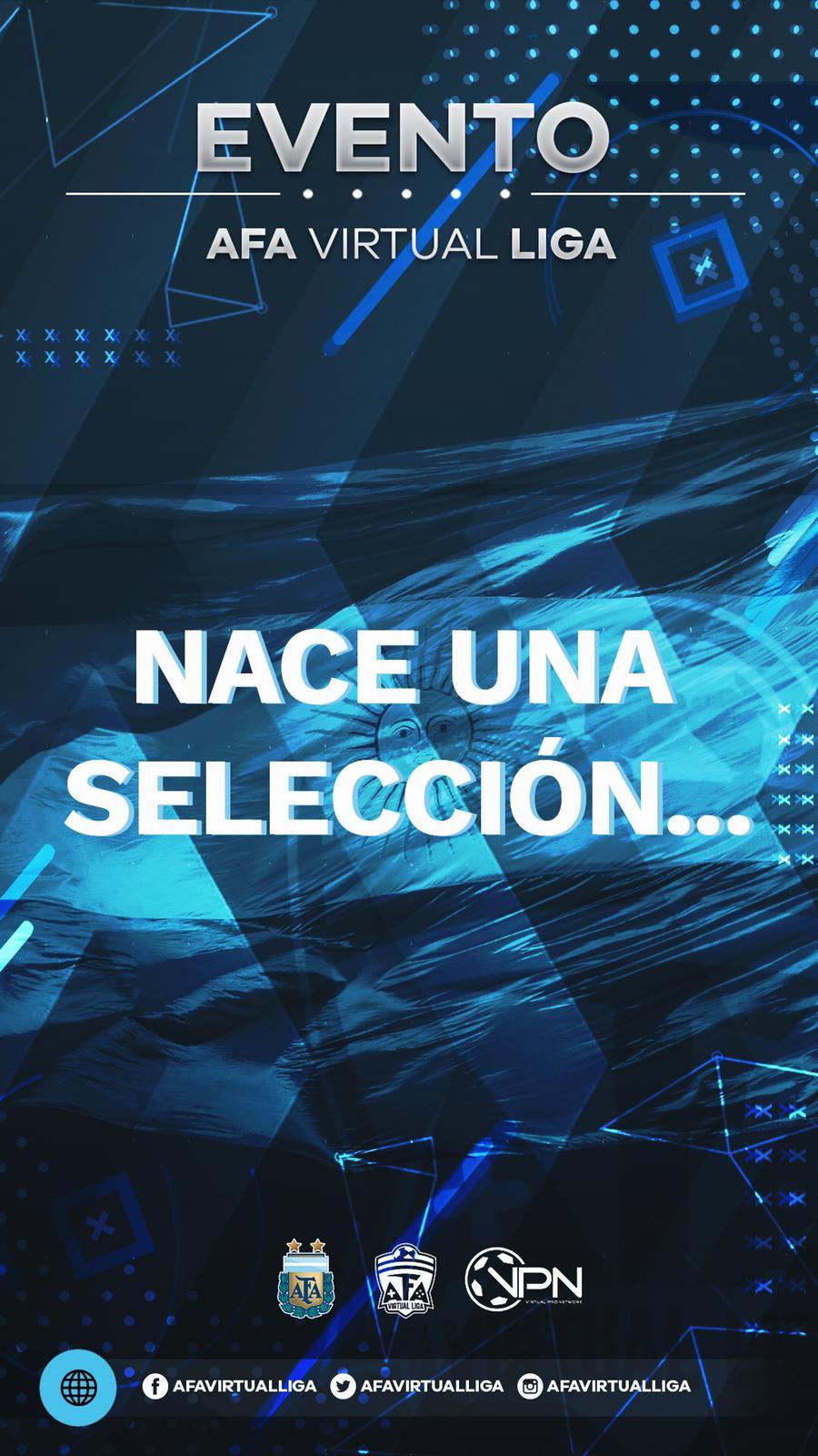Selección Argentina de Fútbol Virtual 11 - AFA