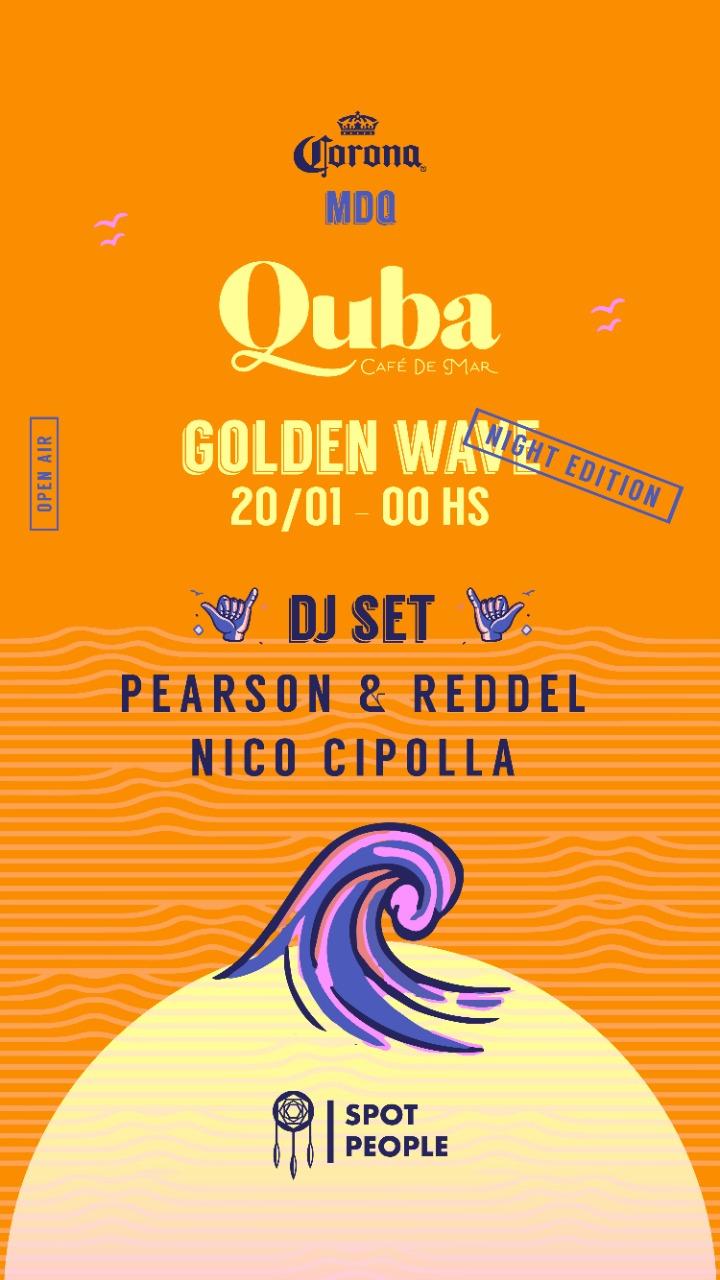 COMBO Golden Wave Quba (Afterbeach +Night Edition)