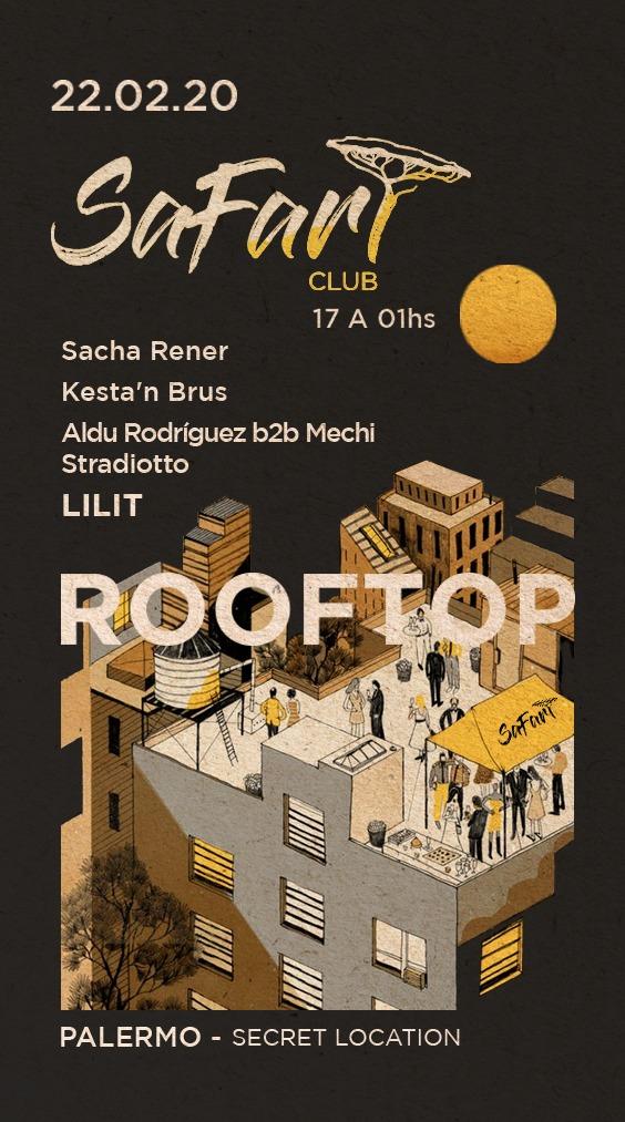 Rooftop Safari Club