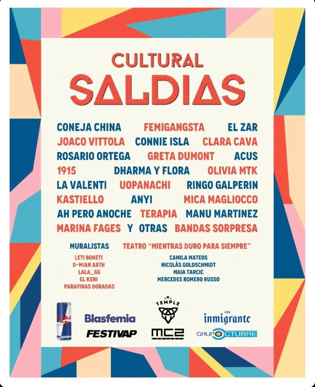 Festival Cultural Saldias